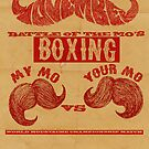 Battle of the Mo's! by ThePencilClub