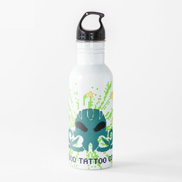 STC Pixels Logo Water Bottle