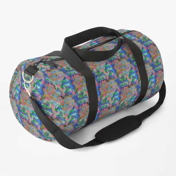 Hexagram 16: Yu (Enthusiasm) Duffle Bag