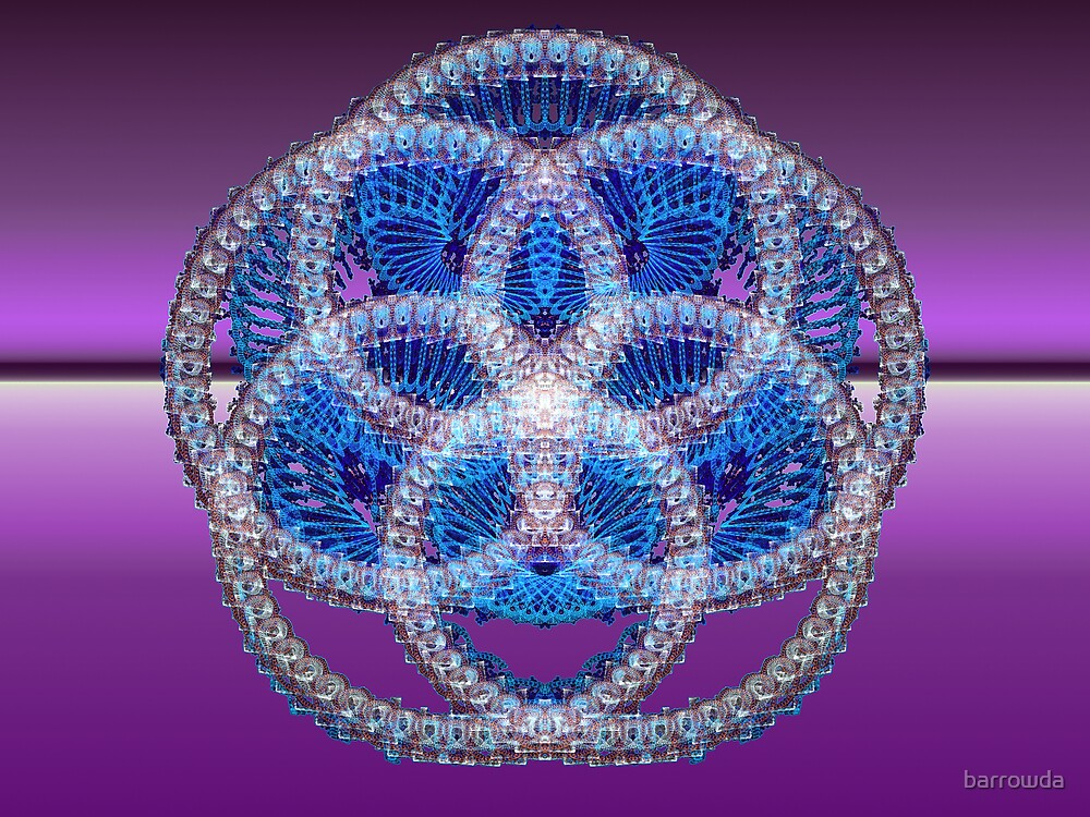 Diamonds are Forever: Blue by barrowda