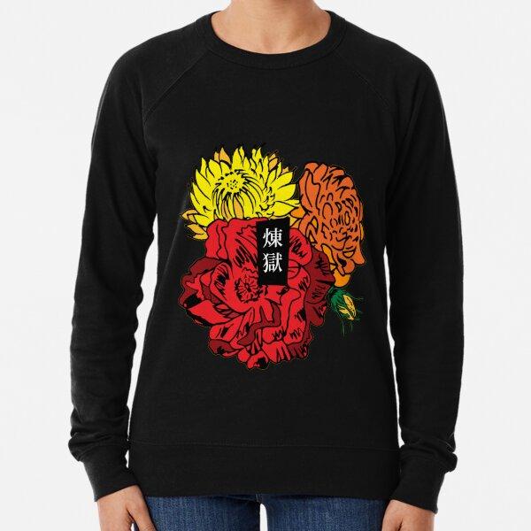 kny noryohana: rengoku: jp ver. Lightweight Sweatshirt