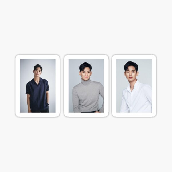 Kim Soo Hyun Pack Sticker