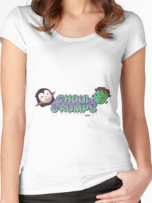 Ghoul Grumps Women's Fitted Scoop T-Shirt