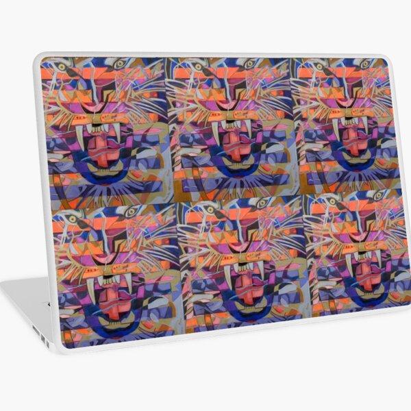 Hexagram 21-Shih Ho (Biting Through) Laptop Skin