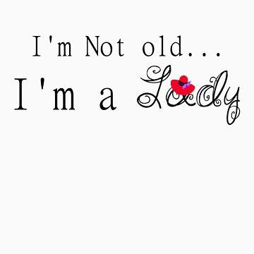 Im Not old... by TheRandomRino