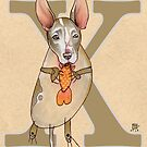 X is for XOLO by busymockingbird