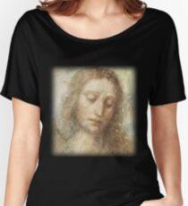 Da Vinci - The Christ Women's Relaxed Fit T-Shirt