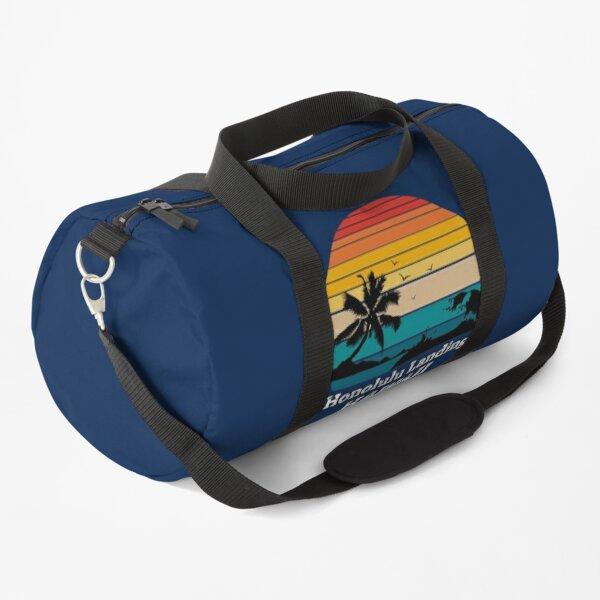 Honolulu Landing HAWAII Duffle Bag