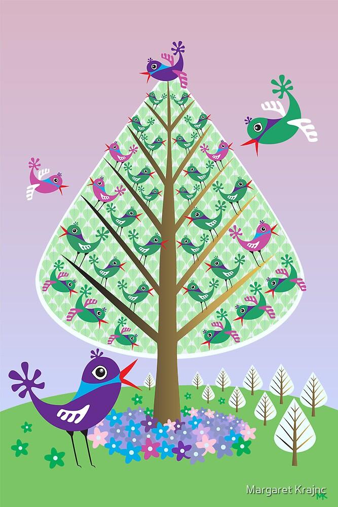 The Flutter Tree by Margaret Krajnc