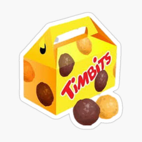 Timbits Sticker