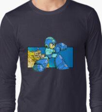 Blue-Buster Long Sleeve T-Shirt