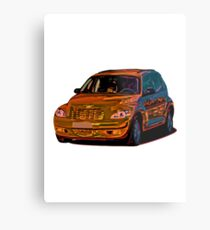 2003 Chrysler PT Cruiser Metal Print