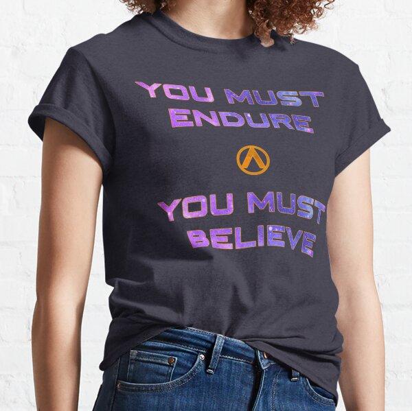 Endure and Believe | Aurora Rising Classic T-Shirt