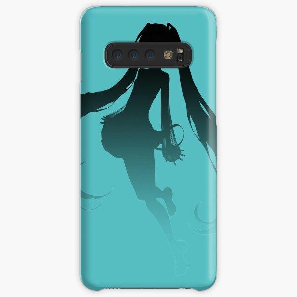 Hatsune Miku V3 Shadow Art Samsung Galaxy Snap Case