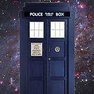 TARDIS by ayn08gzu