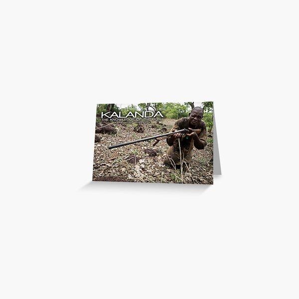 Kalanda Postcard 2 Greeting Card