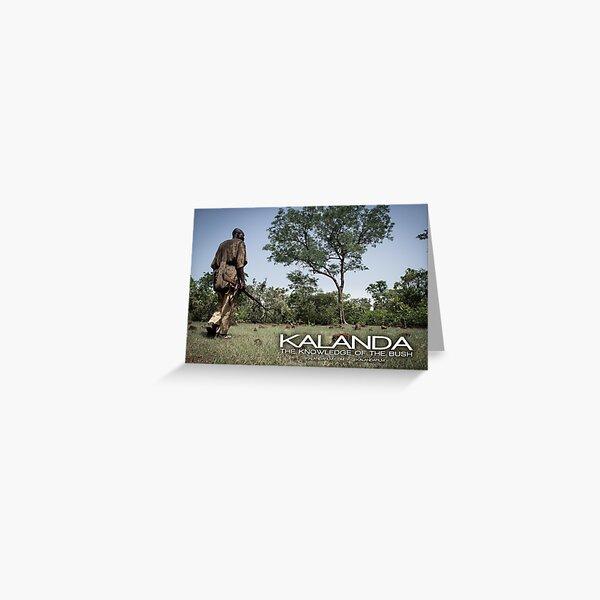 Kalanda Postcard 5 Greeting Card
