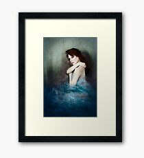 Still Your Ghost Framed Print