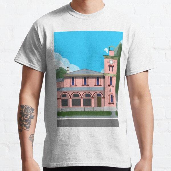 Kiama Post Office Historic Architecture 2 Classic T-Shirt