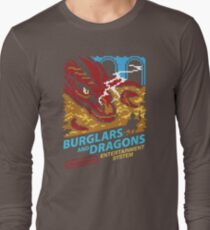 Burglars and Dragons Long Sleeve T-Shirt