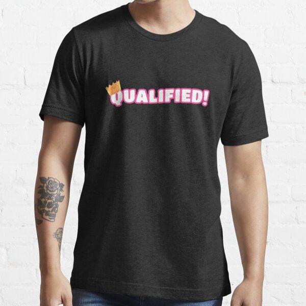Qualifizierter König Essential T-Shirt