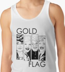 GOLD FLAG Tank Top
