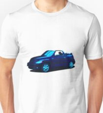 2005 Chrysler PT Cruiser convertible T-Shirt