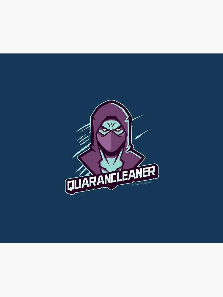 QuaranCleaner Shirt Funny Cleaning Humor and Gifts by SavvyCleaner