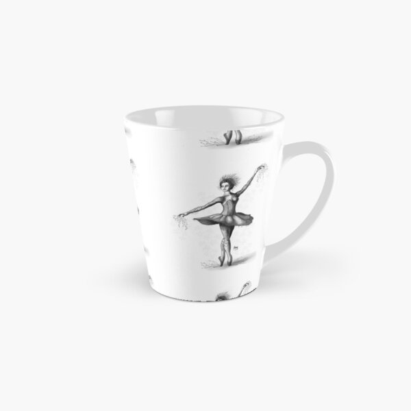 Flower Dancer Tall Mug