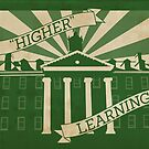 """Higher"" Learning by Whiterend Creative"