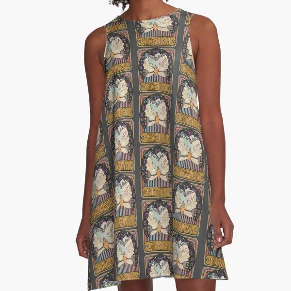 Modern Horoscopes: Gemini A-Line Dress