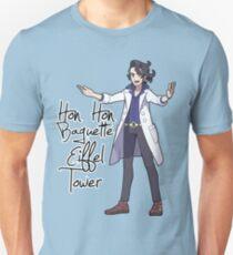 Hon Hon Baguette Eiffel Tower Unisex T-Shirt