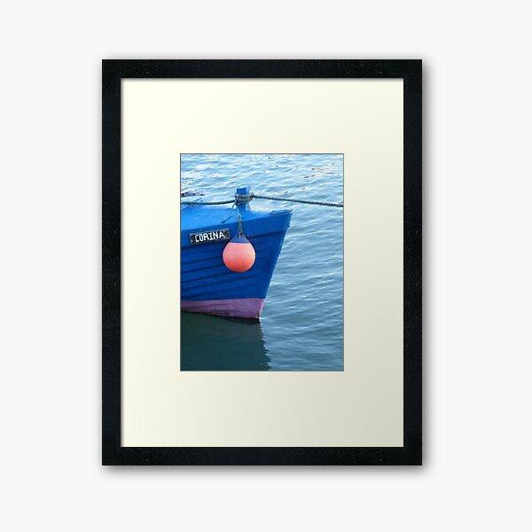 Corina Framed Art Print