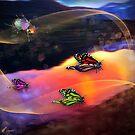 Fly fly Butterfly by Annabellerockz