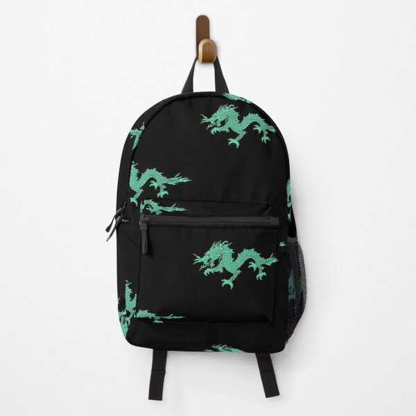 Oriental Chinese Dragon Flying Backpack