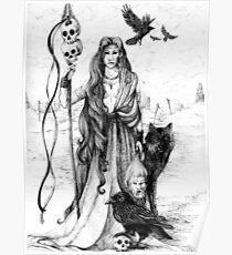 Morrigan Poster