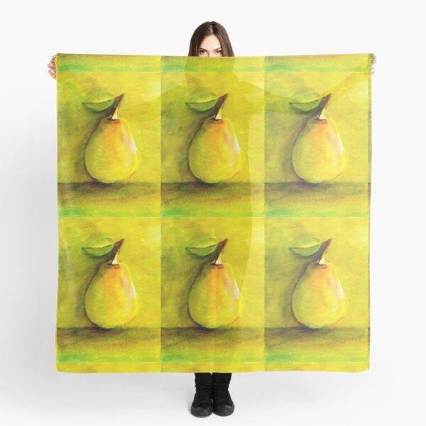 Pear Hugs Scarf