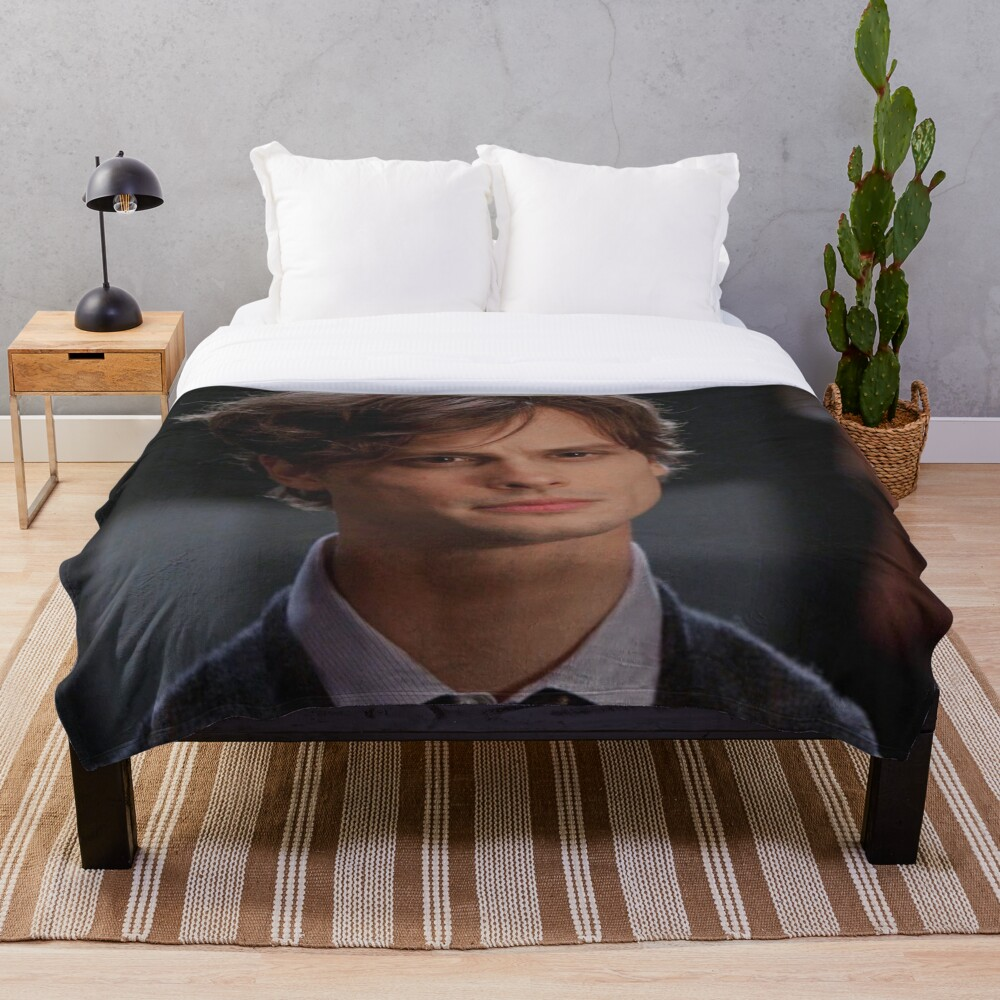 Mgg  Throw Blanket