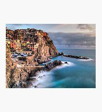 Manarola - Cinque terra Photographic Print