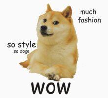 Doge shirt, wow   Women's T-Shirt