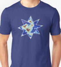 Star world map Unisex T-Shirt