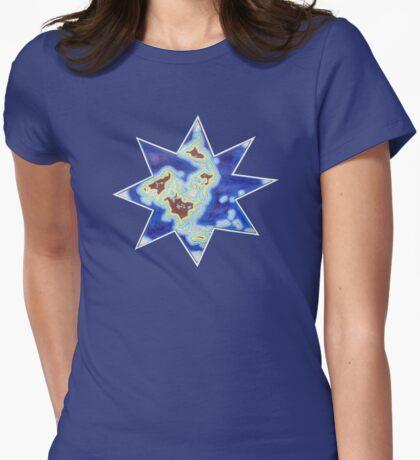 Star world map T-Shirt