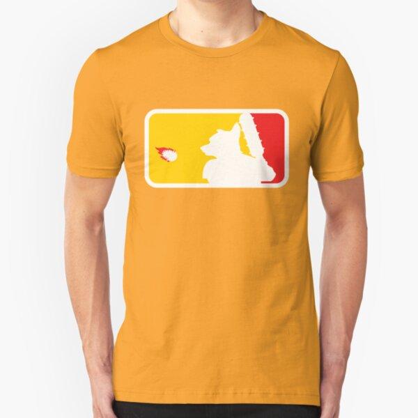 Major League Whack-Bat Slim Fit T-Shirt