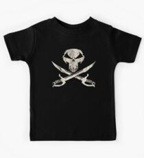Under A Black Flag Kids Clothes