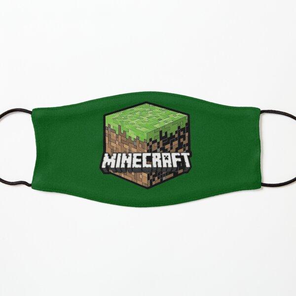 Minecraft Ground Kids Mask