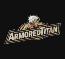 Armored Titan   Unisex T-Shirt