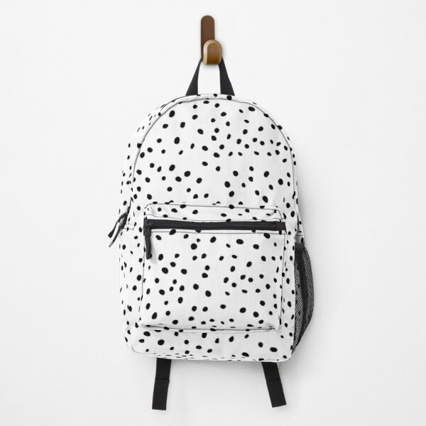 Aesthetic Dalmatian Dots Backpack