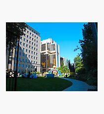 Corporate playground Photographic Print