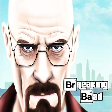 Breaking Bad/Grand Theft Auto: V Colab by anactofjamie