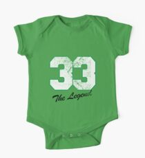 Celtics Number - No. 33 One Piece - Short Sleeve